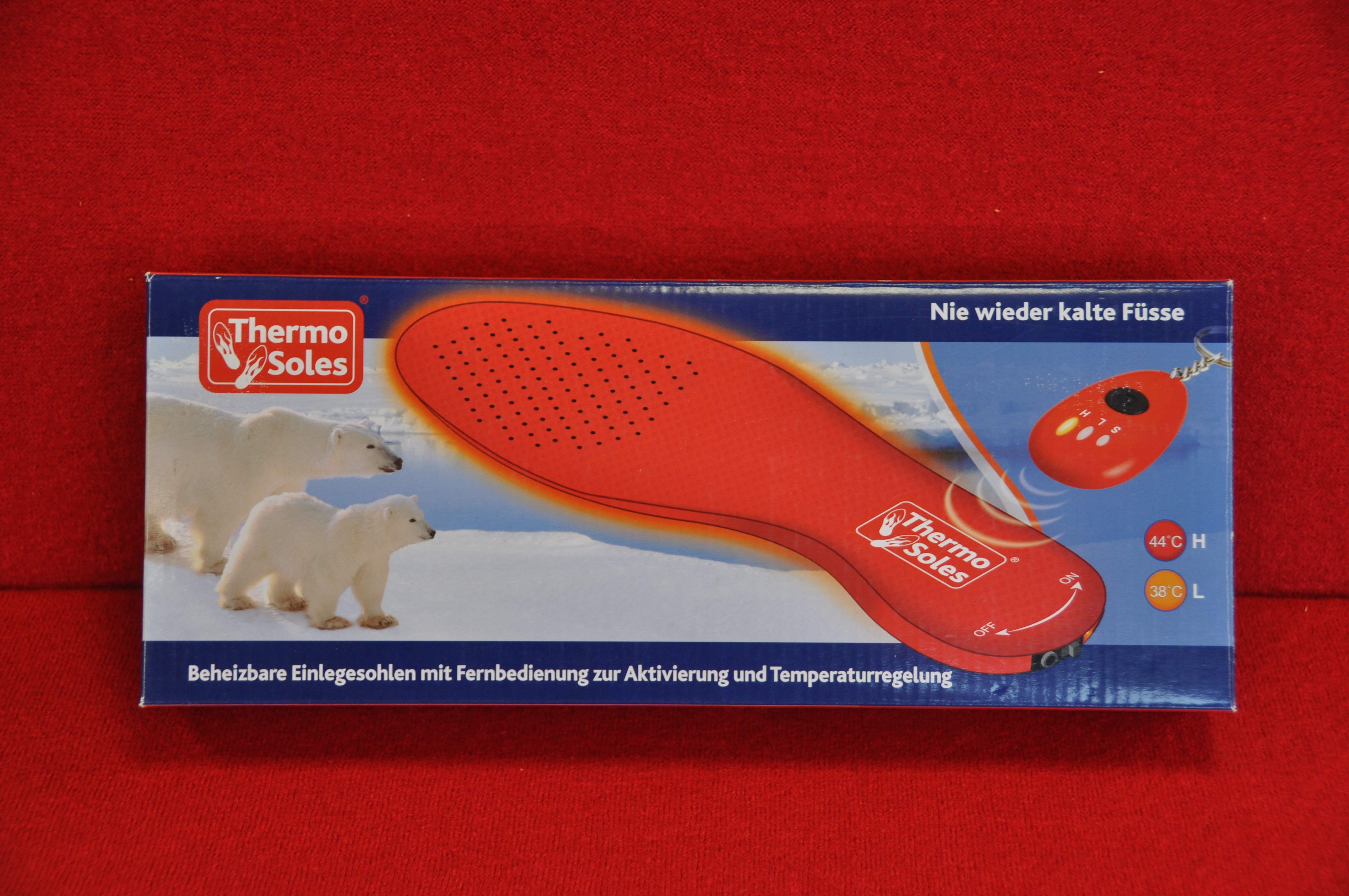 Soles THERMO HEAT